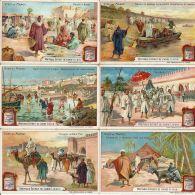 FIGURINE LIEBIG CHROMO BELGIUM VUES AU MAROC 1906 SANGUINETTI 854 - Liebig