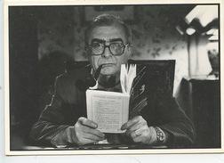 Claude Chabrol 1987 - Jacques Prayer Photographe (cp Vierge) Cinéma - Entertainers