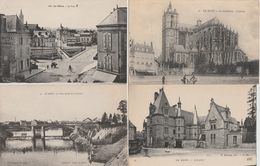 17 / 3 /  337    LOT  DE  20  CPA  DU  MANS  ( 72 ) - Toutes Scanées - Postcards