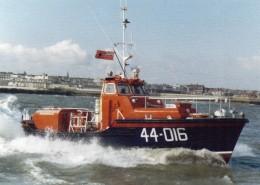 Postcard - Ramsgate Lifeboat 1976-1990, Kent. RAMLB07 - Ships