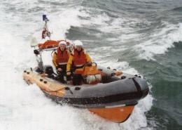 Postcard - Ramsgate Lifeboat 1984-2000, Kent. RAMLB08 - Ships