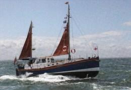Postcard - Ramsgate Lifeboat 1925-1953, Kent. RAMLB04 - Ships