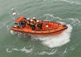 Postcard - Ramsgate Lifeboat, Kent. RAMLB02 - Ships