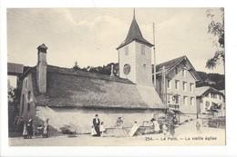 16440 -   Le Pont La Vieille Eglise - VD Vaud