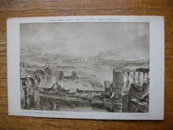 """ Merseyside , Bebington , The Lady Lever Art Gallery , Port Sunlight "" J.m.w. Turner R.a. - Lancaster - Autres"