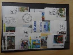 Liechtenstein Jahrgang 2003 Komplett Gestempelt (3728)