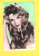 Postcard - Film, Actor, Brigitte Bardot     (24766) - Actors