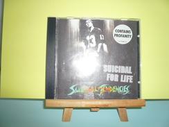 """SUICIDAL TENDENCIES""""CD ALBUM""""SUICIDAL FOR LIFE"""" - Hard Rock & Metal"""