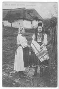 Slovaquie - Zena A Dievca Na Cerove - Slovenské Kroje. Animée, Non Circulé, Bon état. - Slovaquie