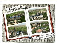 CP - SAINT GENIS DE SAINTONGE (17) - Other Municipalities