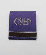 Pochette D'allumettes CNEP Comptoir National D'Escompte De Paris