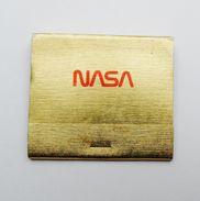 Pochette D'allumettes NASA Johnson Space Center Houston Texas USA