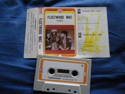 FLEETWOOD MAC K7 AUDIO ETRANGERE VOIR PHOTO...ET LIRE IMPORTANT...  REGARDEZ LES AUTRES (PLUSIEURS) - Audiocassette
