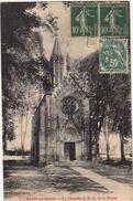 Bains-les-Bains - La Chapelle De N.D. De La Brosse - 1926 - Bains Les Bains
