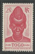 TOGO 1941 YT 203** SANS CHARNIERE NI TRACE - MNH - Togo (1914-1960)