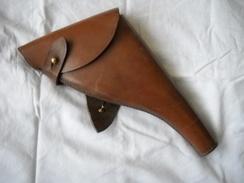 HOLSTER Etat Neuf Pour Révolver Anglais Type 455.WEBLEY - Equipment