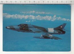 Hawker Hunter Mk.68 J-4206 - Hunter-Trainer - 1946-....: Moderne