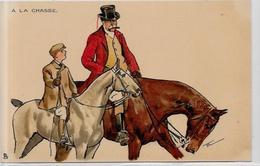 CPA Cheval Horse Non Circulé Tuck Chasse à Courre - Autres Illustrateurs