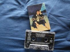 ALAIN SOUCHON K7 AUDIO FOURREAU CARTON VOIR PHOTO...ET LIRE IMPORTANT...  REGARDEZ LES AUTRES (PLUSIEURS) - Audio Tapes