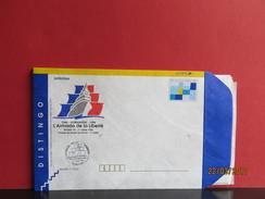 Entiers Postaux Neufs - Enveloppe DISTINGO - Année 1991 - Entiers Postaux