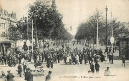 TOULOUSE ALLEE JEAN JAURES - Toulouse