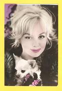 Postcard - Film, Actor, Mylene Demongeot     (24820) - Acteurs