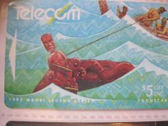 Télécarte De Nouvelle-Zelande