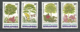IVERT  Nº242/45**1976 - Singapur (1959-...)