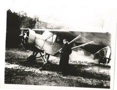 PHOTO AVION POTEZ  585   12X9CM - 1939-1945: 2. Weltkrieg