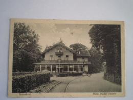 Bennekom // Hotel Neder Veluwe Gelopen 1931 Met Ned.Indie Zwerfstempels - Nederland