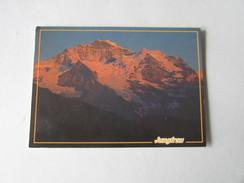 Jungfrau,blick Von Wengen - Belgique