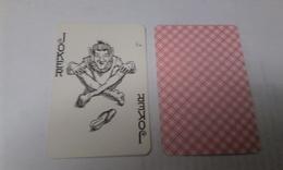 (026) - 1 Cart Joker - (voir Scaner) - Kartenspiele (traditionell)