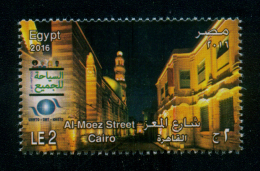 EGYPT / 2016 / UN / UNWTO / OMT / IOHBTO / WORLD TOURISM DAY / TOURISM FOR ALL / AL MOEZ STREET ; CAIRO / ISLAM / MOSQUE - Nuovi