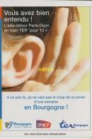 Sncf   Ter - Publicidad