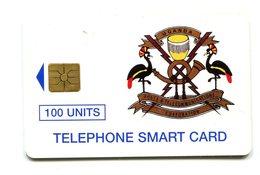 Used Card From Uganda