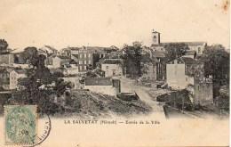 34  LA SALVETAT  Entrée De La Ville - La Salvetat