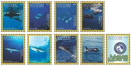 Aitutaki - Postfris / MNH - Complete Set Zeeleven 2016 - Aitutaki