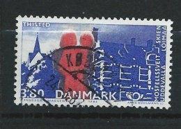 """DANEMARK - N° 873 - """"Norden 86"""" - O - Danemark"""