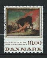 DANEMARK - N° 823 - Tableaux De Peintres Danois - O - Danemark