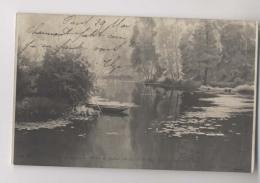 Salon De 1905 - Paul Saïn - Matin De Juillet Sur Les Bords De La Sarthe - Peintures & Tableaux