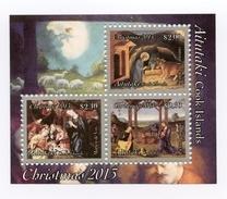 Aitutaki - Postfris / MNH - Sheet Kerstmis 2013 - Aitutaki