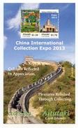 Aitutaki - Postfris / MNH - Sheet Expo China 2013 - Aitutaki