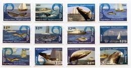 Aitutaki - Postfris / MNH - Complete Set Walvissen En Dolfijnen 2013 - Aitutaki