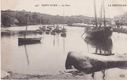 PONT AVEN - Le Port - Bateaux - Pont Aven