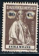 Inhambane, 1914, # 83, MH - Inhambane