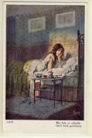 Artiste CPA - Adolf 'JODOLFI' - Qu'il ècrit Gentiment, Wie Lieb Er Schreibt - Adolf 'Jodolfi'