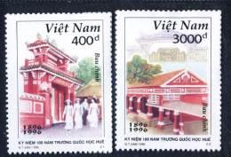 Vietnam Viet Nam MNH Perf Stamps 1996 : Centenary Of The Hue National School (Ms739) - Viêt-Nam