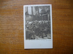 "Merseyside , Bebington , The Lady Lever Art Gallery , Port Sunlight "" Sir H. Von Herkomer C.v.o. R.a. -- The Last Muster - Autres"
