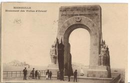 """Carte Postale Marseille """" Monument Des Poilus D'orient """" - Monuments"""