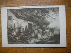 "Merseyside , Bebington , The Lady Lever Art Gallery , Port Sunlight "" George Morland , -- A Roaside Alehouse - Autres"